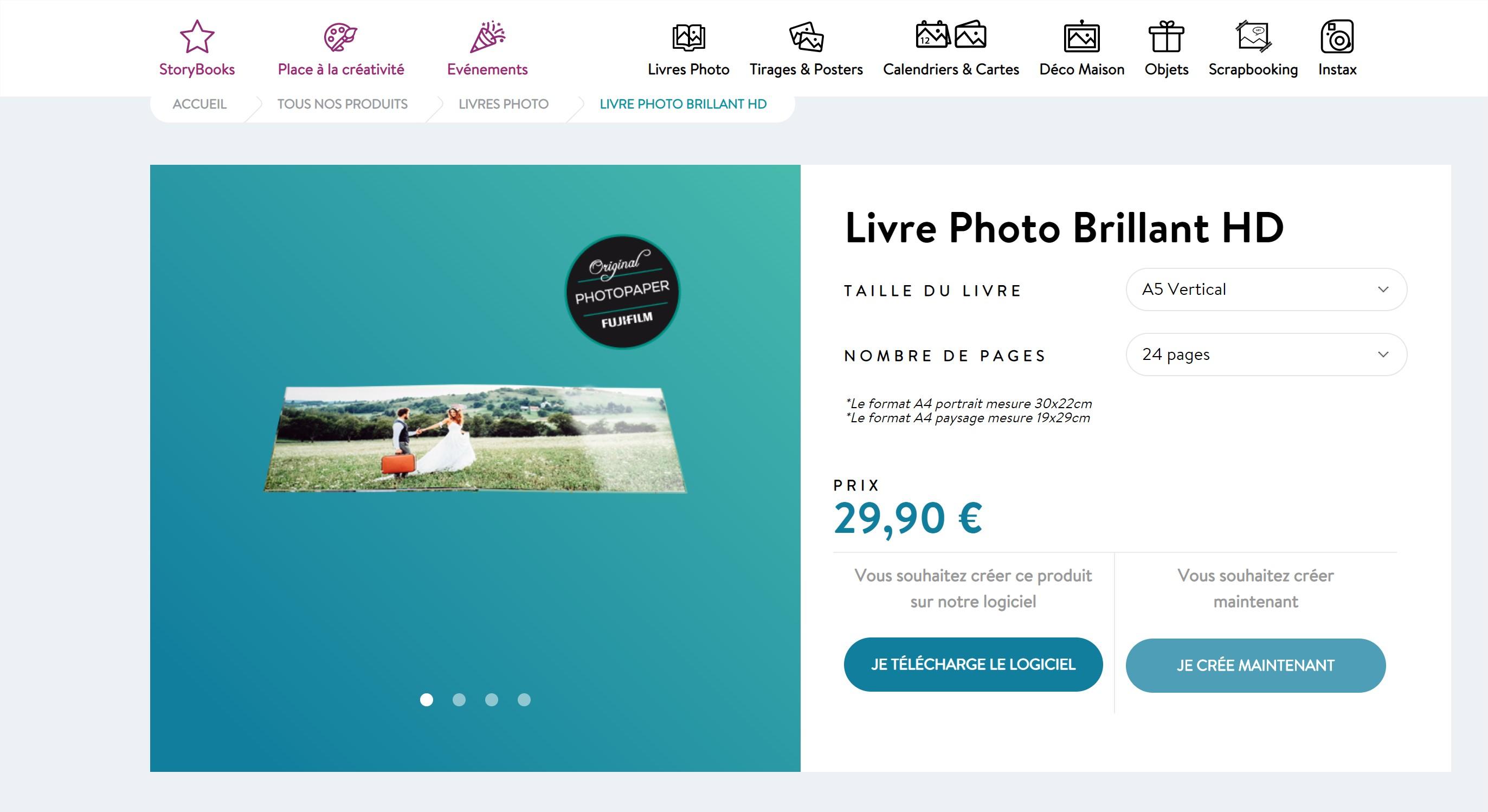 Test de MyFujifilm.fr, créations d'albums, livres et impressions photos blog voyage lifestyle lovelivetravel