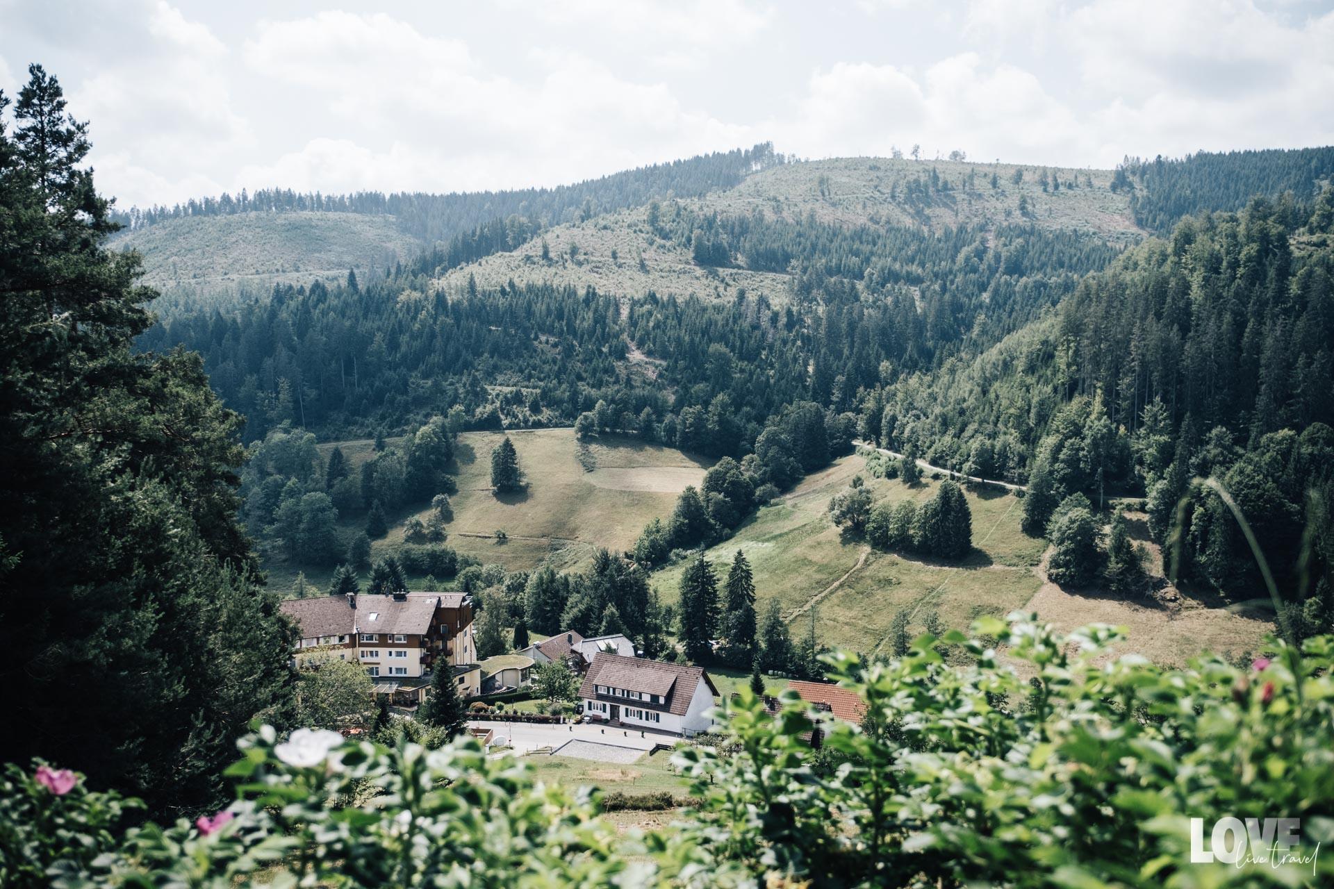 Un Week End détente et gastronomique dans le Bade-Wurtemberg, en Allemagne