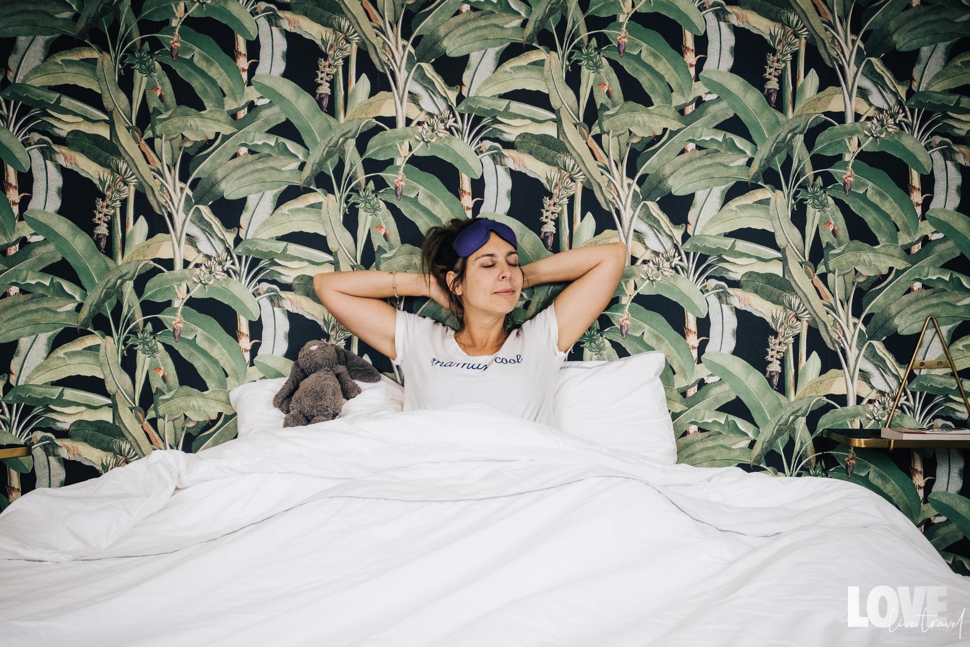 Test du matelas Eve blog voyage et lifestyle lovelivetravel