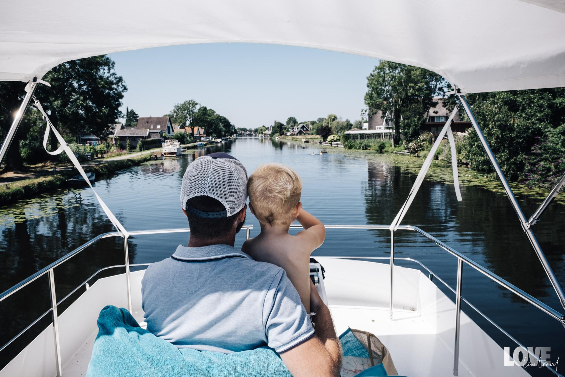 Découvrir la Hollande en bateau, avec Locaboat
