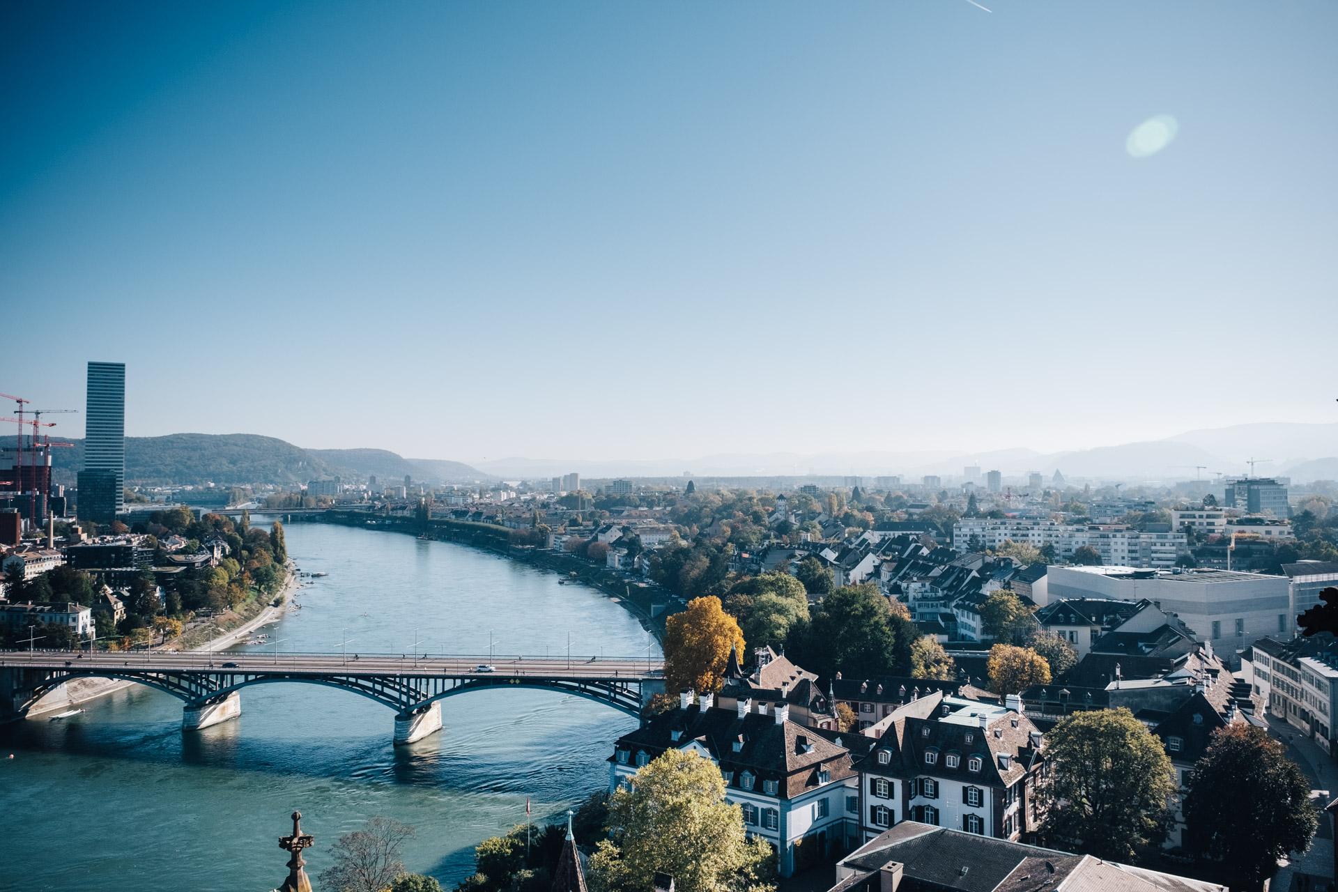 Découvrir Bâle, en Suisse, en 3 jours