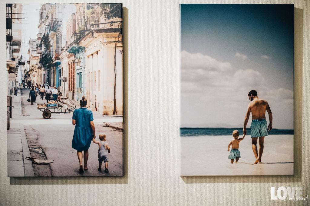 On a testé l'impression sur toile avec Photo-sur-Toile.fr