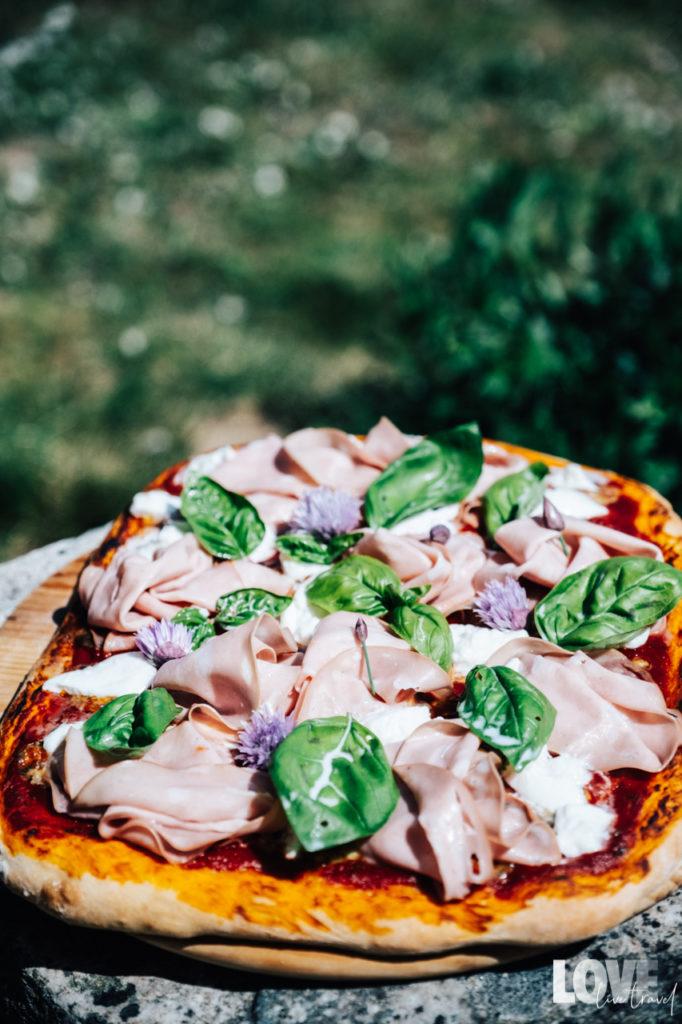 Recette de pâte à pizza facile blog voyage lifestyle lovelivetravel