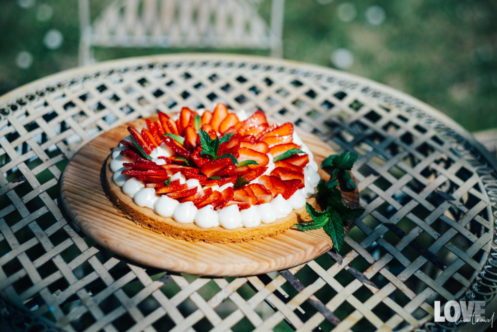 recettes de la tartes aux fraises blog voyage lifestyle lovelivetravel