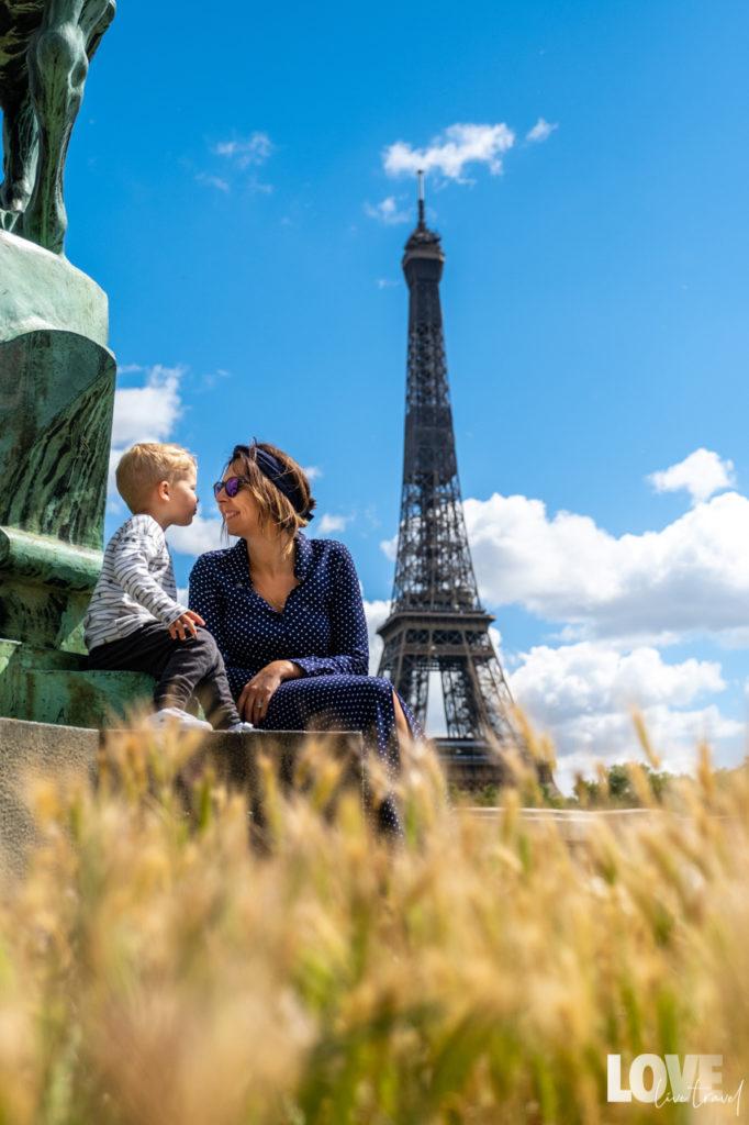 Top 12 de spots Instagram à Paris blog voyage lifestyle lovelivetravel