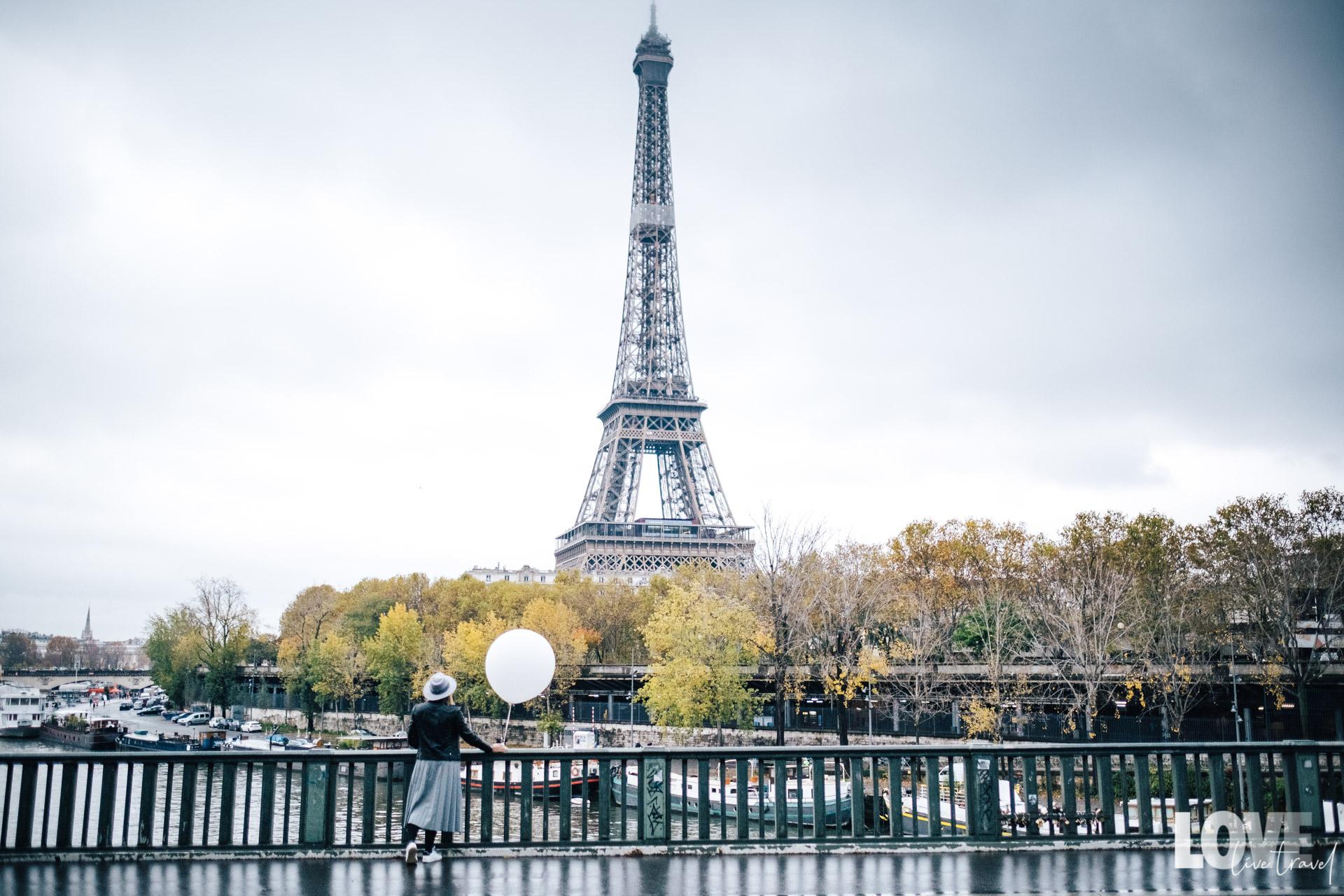Top 12 de lieux instagrammables à Paris