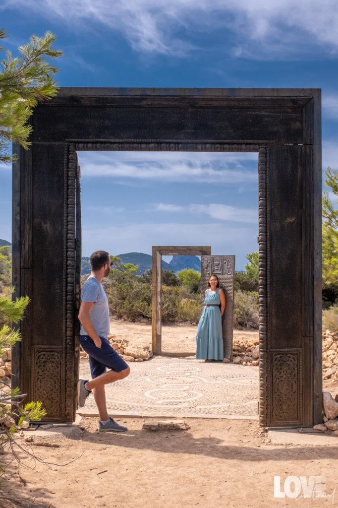 Top 10 des spots Instagram à Ibiza blog voyage lifestyle lovelivetravel