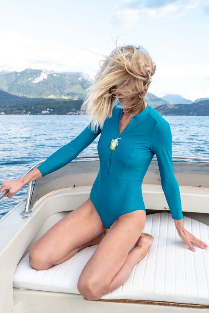 La nouvelle collection de maillots de bain anti-UV CANOPEA blog voyage lisfestyle LoveLiveTravel